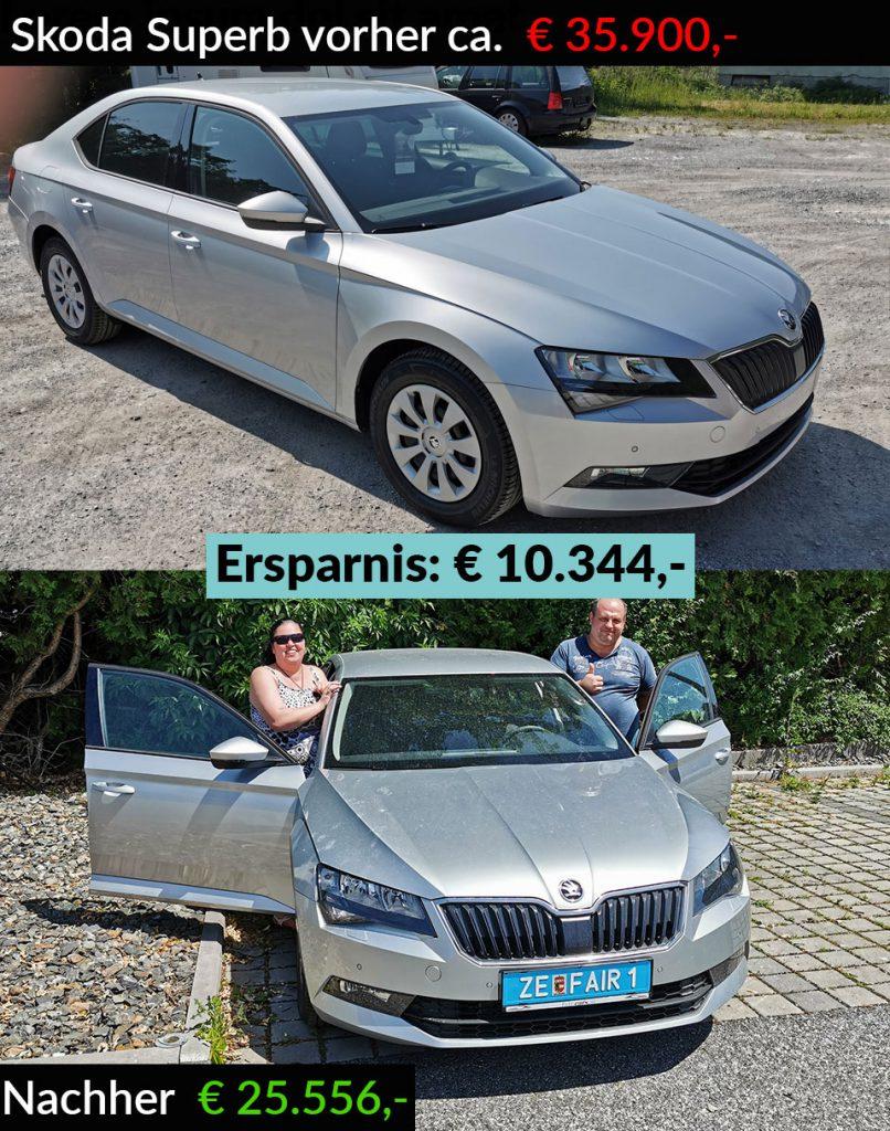 Skoda Preisvergleich bei Laner Autos